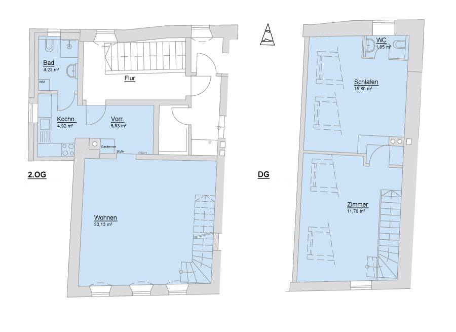 Wohnung_2tes_OG-DG-links